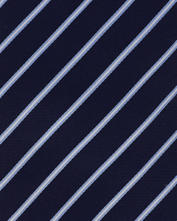 Krawat Stenströms 913090_006 granatowy