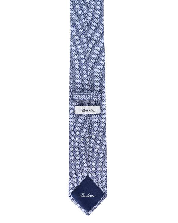 Krawat Stenströms 913106_001 niebieski