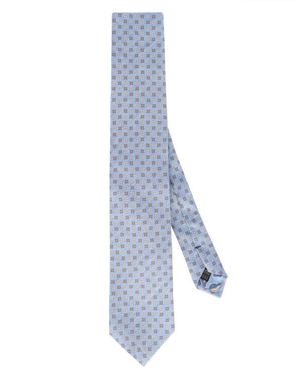 Krawat Stenströms 913124_003 niebieski