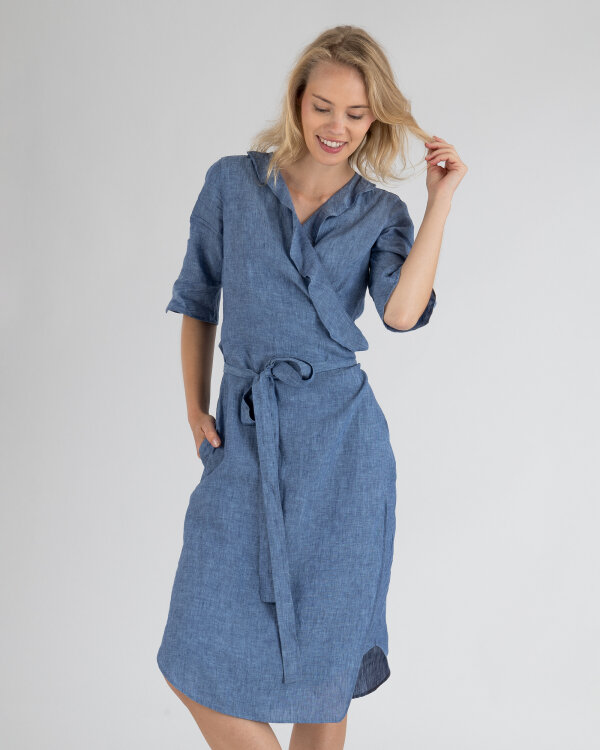 Sukienka Stenströms 480019_6152_170 niebieski
