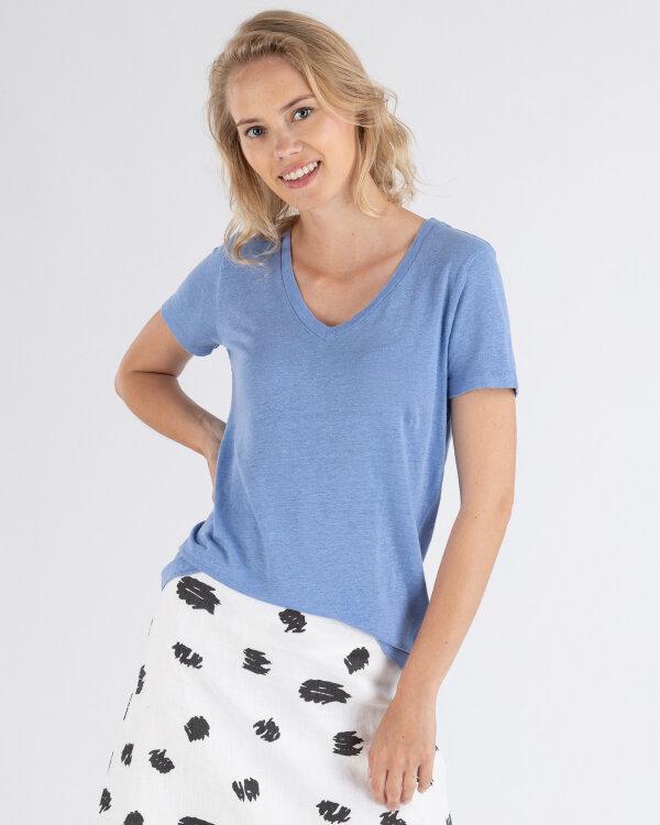 T-Shirt Stenströms 471117_6370_120 niebieski
