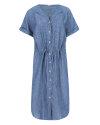 Sukienka Stenströms 480021_6152_170 niebieski