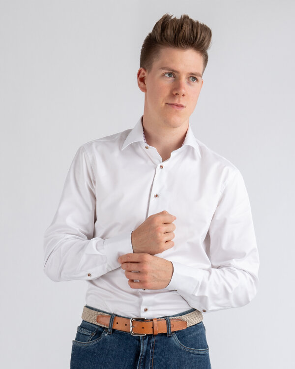 Koszula Stenströms 684771_2190_000 biały