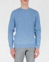 Sweter Stenströms 422285_1355_105 niebieski
