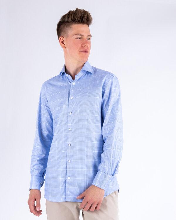 Koszula Stenströms 602111_7711_113 niebieski