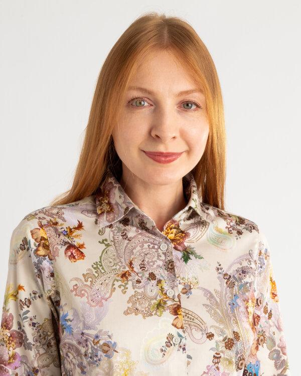Koszula Stenströms 261000_6697_211 kremowy