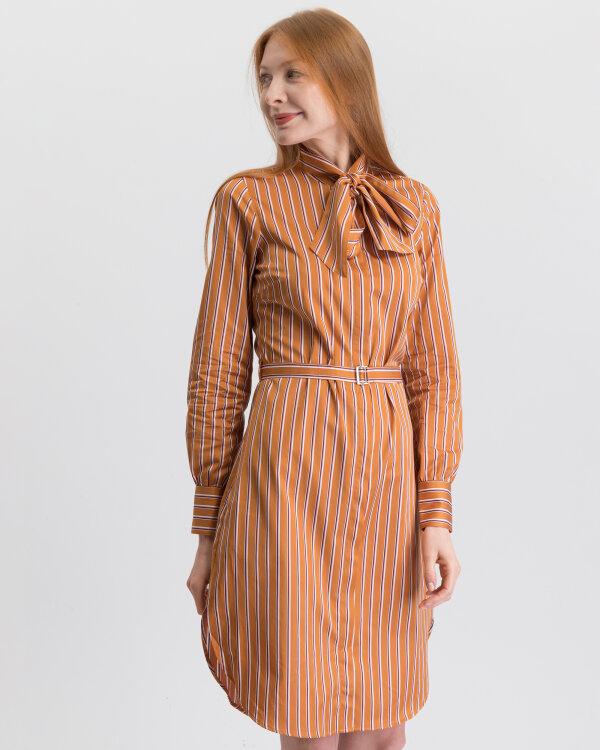 Sukienka Stenströms 480030_6669_762 brązowy
