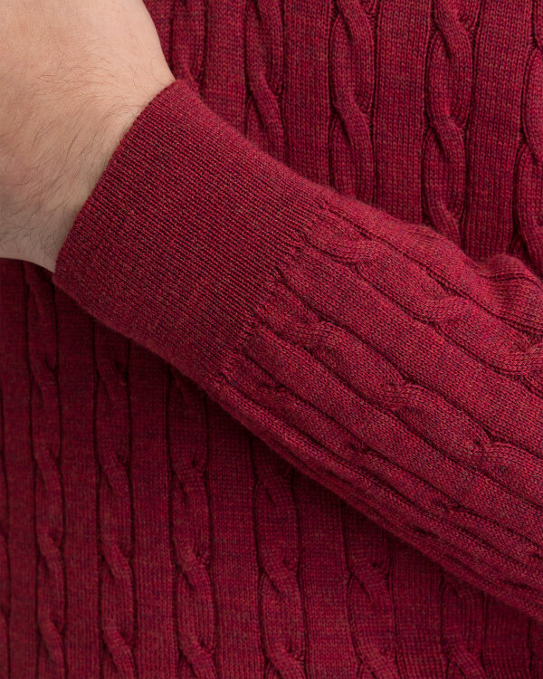 Sweter Stenströms 420003_1355_525 czerwony