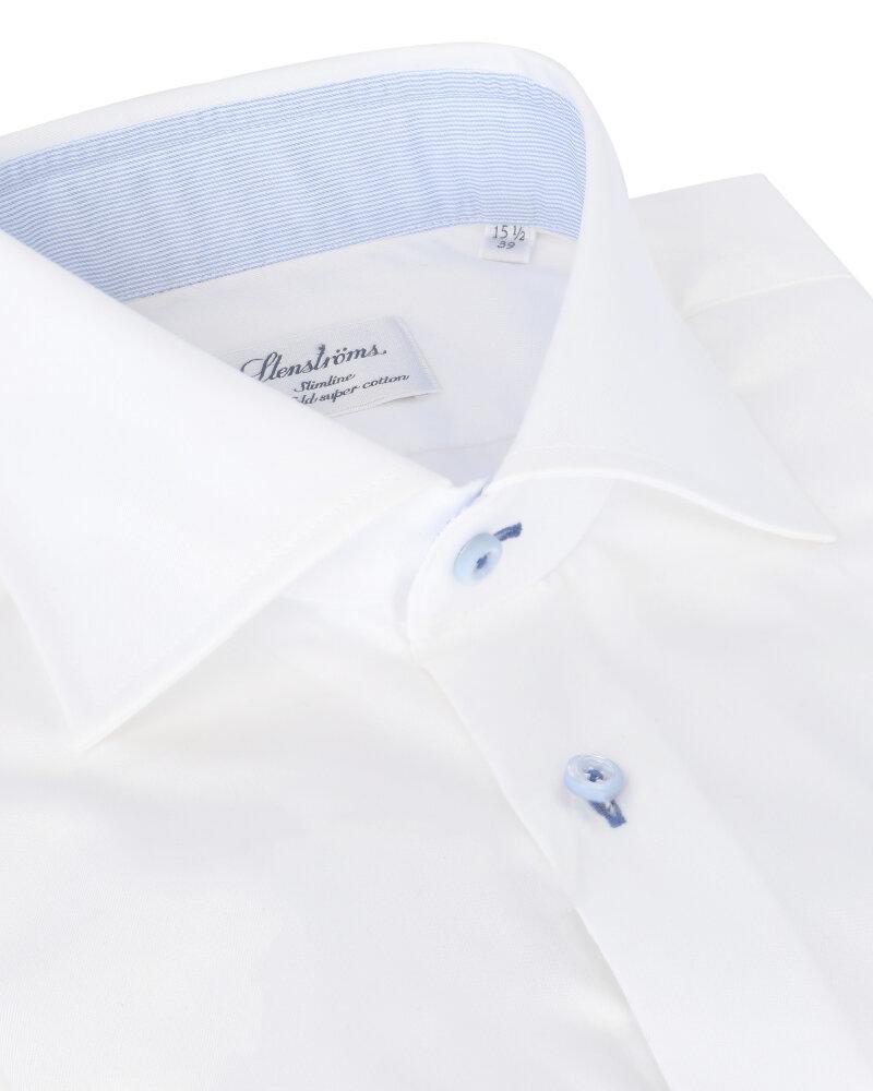 Koszula Stenstroms 785771_0497_000 biały - fot:4