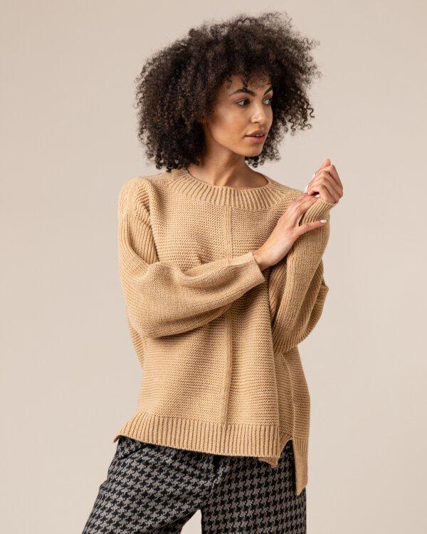 Sweter Fraternity JZ20_COZY_CAMEL brązowy