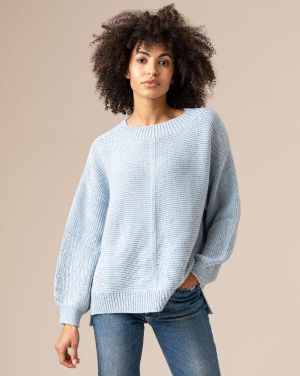 Sweter Fraternity JZ20_COZY_BLUE niebieski