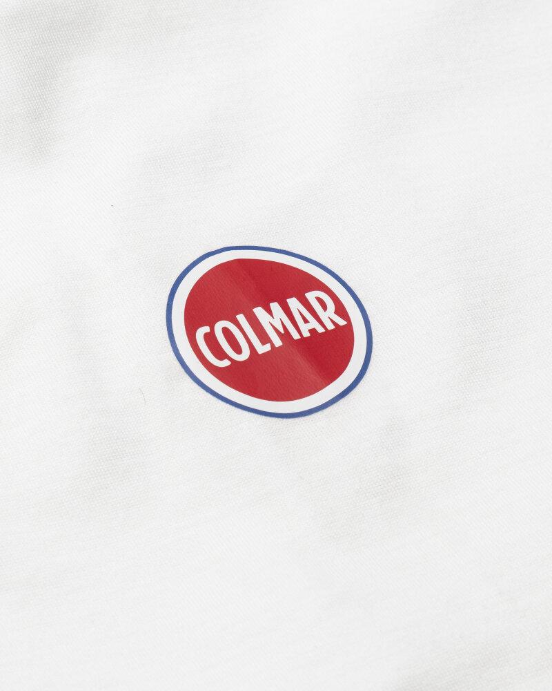 T-Shirt Colmar 7520_6SS_01 biały - fot:3