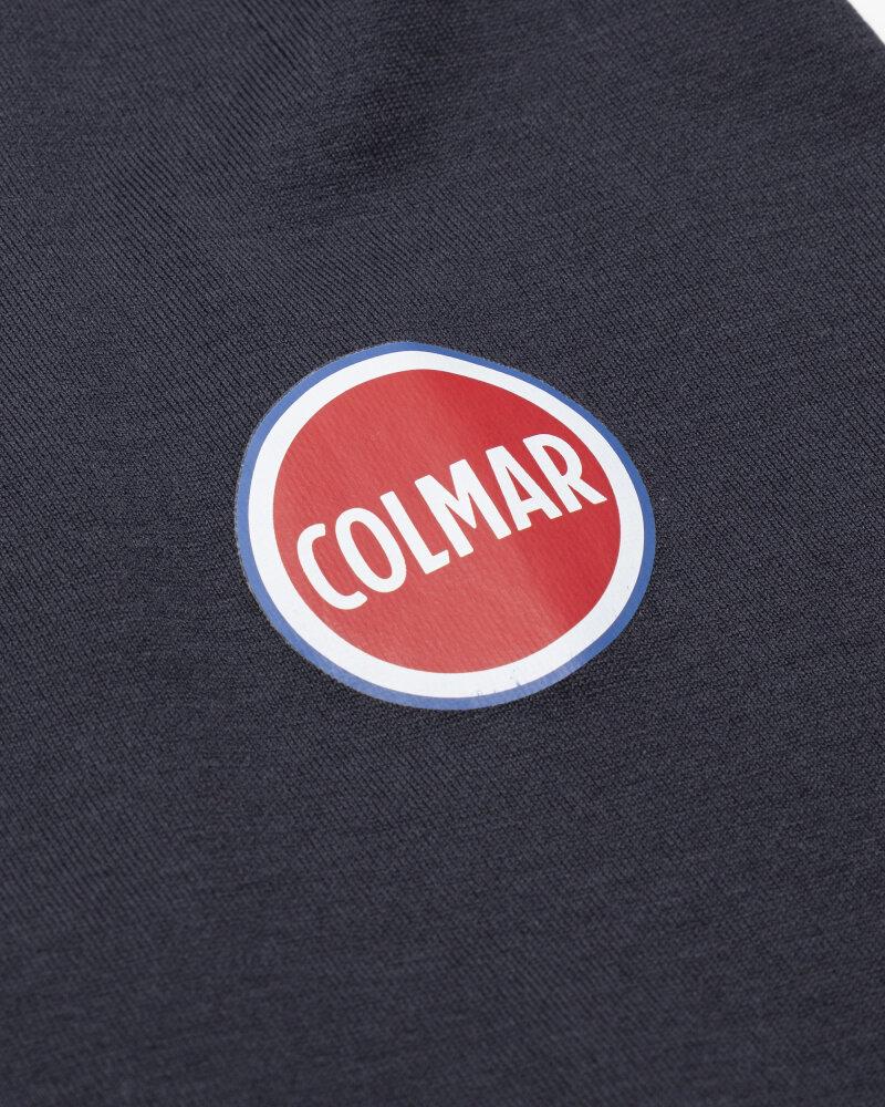 T-Shirt Colmar 7520_6SS_68 granatowy - fot:3