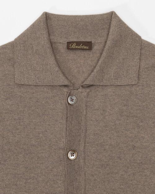 Sweter Stenstroms 420102_1355_224 brązowy
