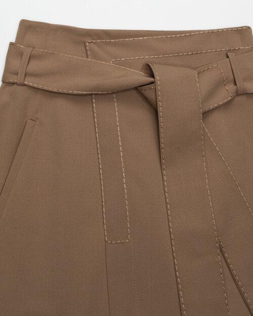 Spódnica Beatrice B 20FA5480P165_203 brązowy