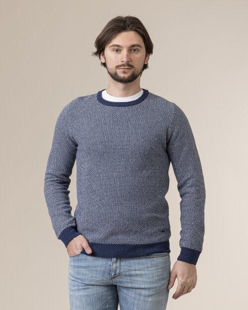 Sweter Daniel Hechter 65004-102807_680 Niebieski Daniel Hechter 65004-102807_680 niebieski