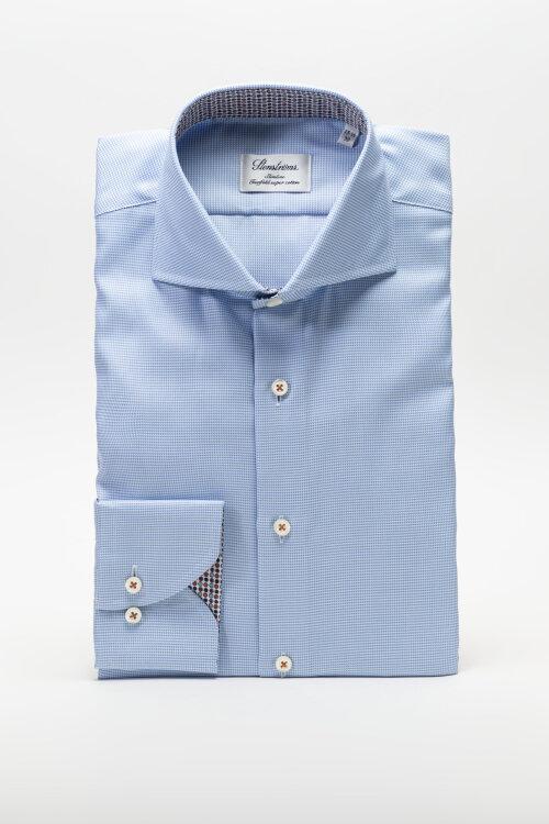 Koszula Stenstroms 784111_2349_110 niebieski