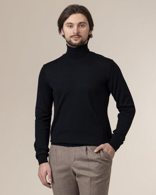 Sweter Daniel Hechter 65052-102842_380 bordowy