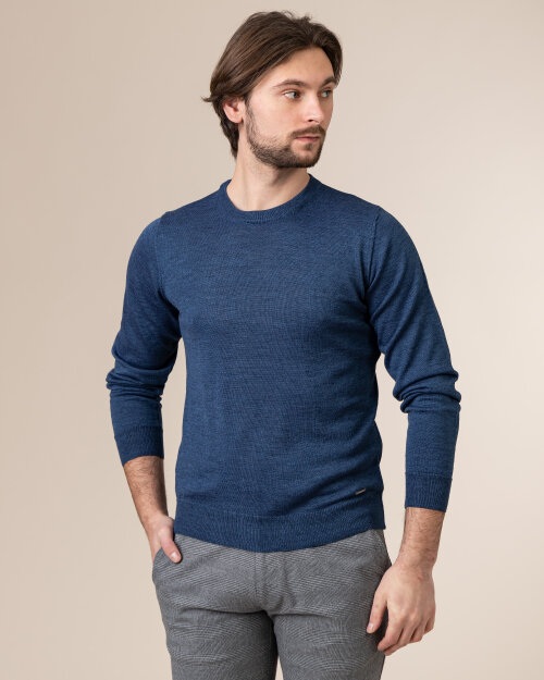 Sweter Daniel Hechter 65051-102841_640 niebieski