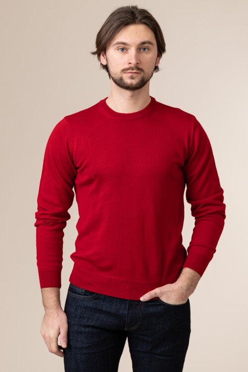 Sweter Daniel Hechter 65051-102841_300 czerwony