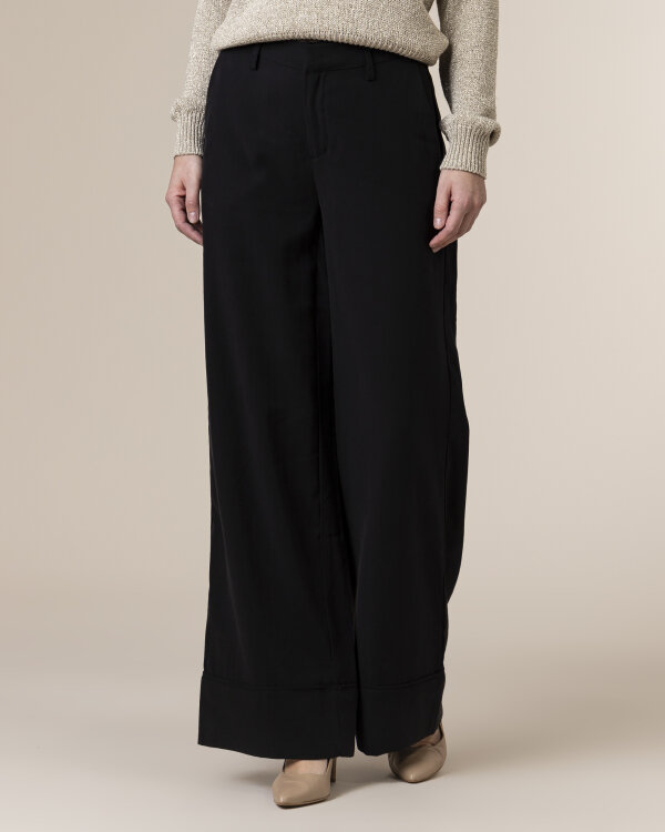 Spodnie Lollys Laundry 21150_5025_BLACK czarny
