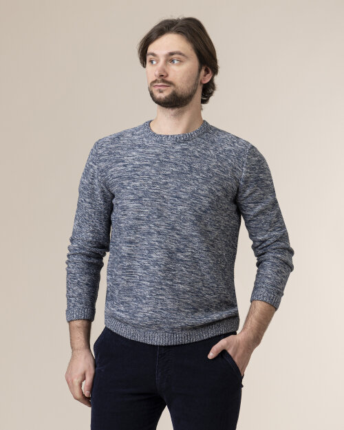Sweter Pioneer Authentic Jeans 07068_04809_597 Niebieski Pioneer Authentic Jeans 07068_04809_597 niebieski