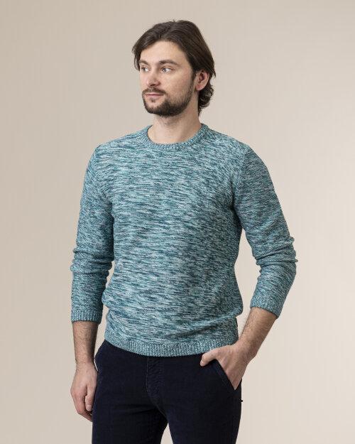 Sweter Pioneer Authentic Jeans 07068_04809_669 zielony