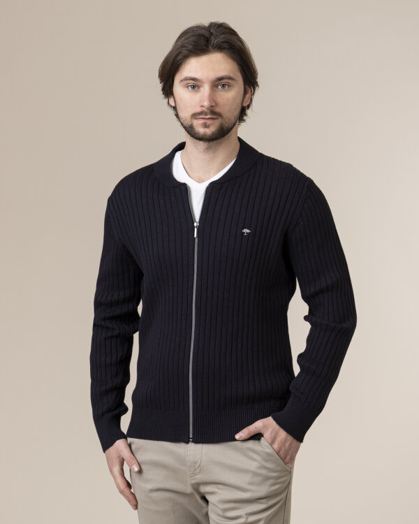Sweter Fynch-Hatton 1121402_674 granatowy