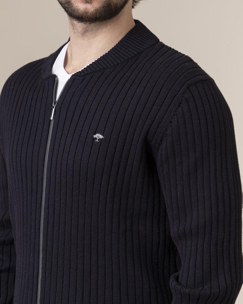 Sweter Fynch-Hatton 1121402_674 granatowy - fot:3