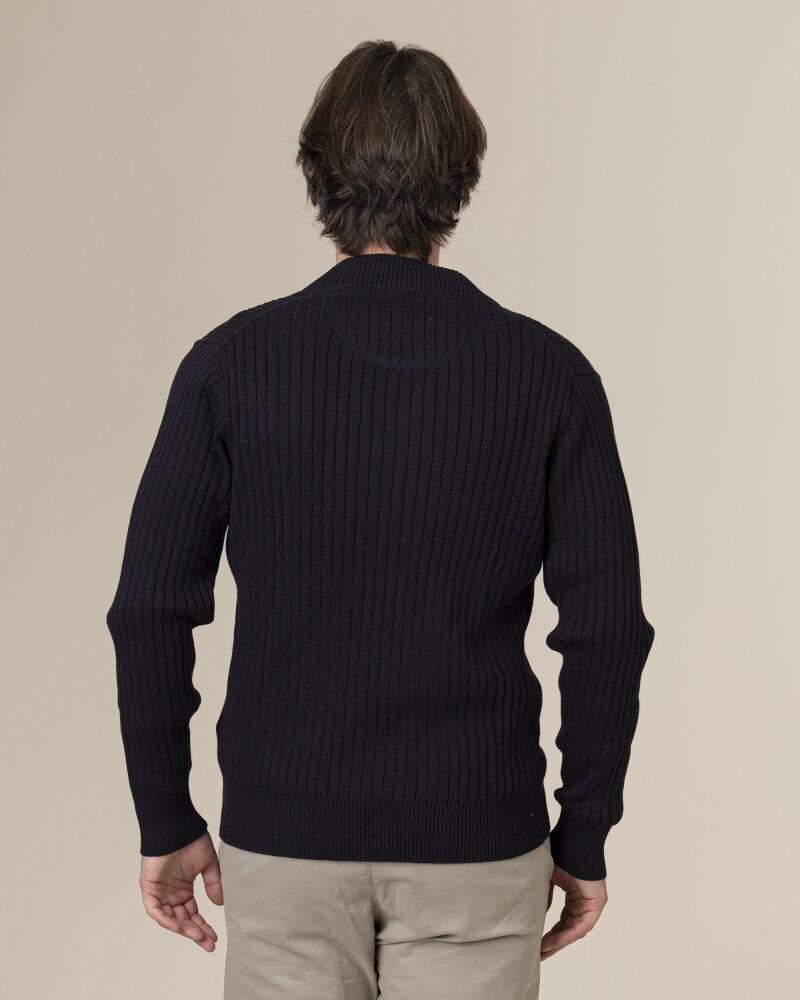 Sweter Fynch-Hatton 1121402_674 granatowy - fot:4