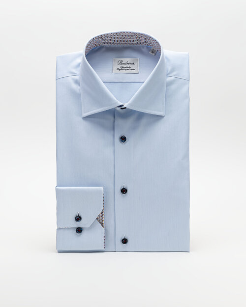 Koszula Stenstroms 684771_2377_100 niebieski