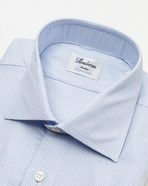 Koszula Stenstroms 702771_7154_100 niebieski