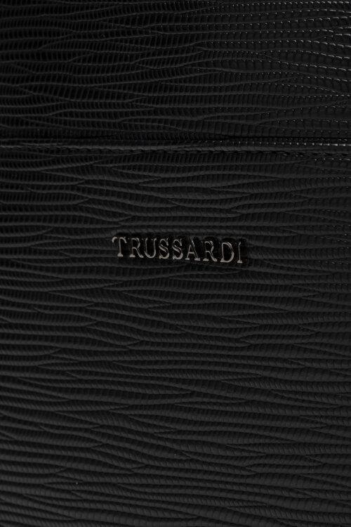 Plecak Trussardi Jeans 71B00212_9Y099999_K299 czarny