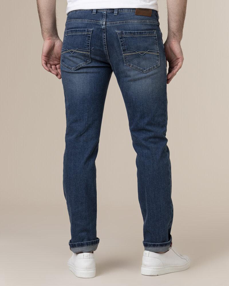 Spodnie Atelier Gardeur BATU-2 71001_67 niebieski - fot:4
