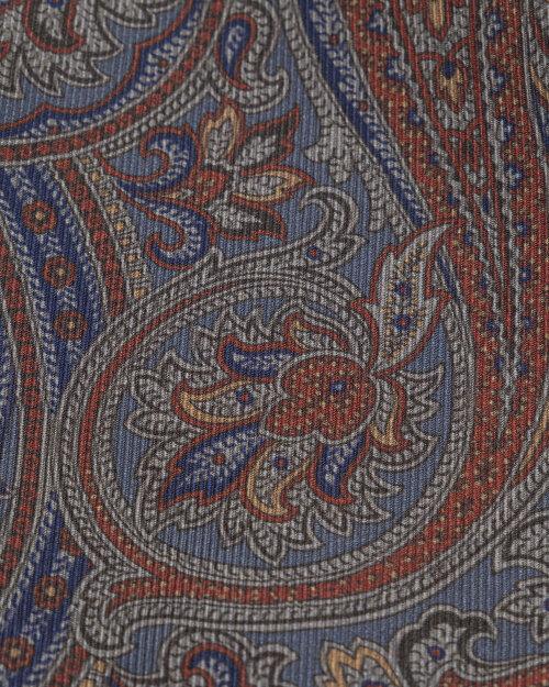 Poszetka Stenstroms 923197_003 niebieski