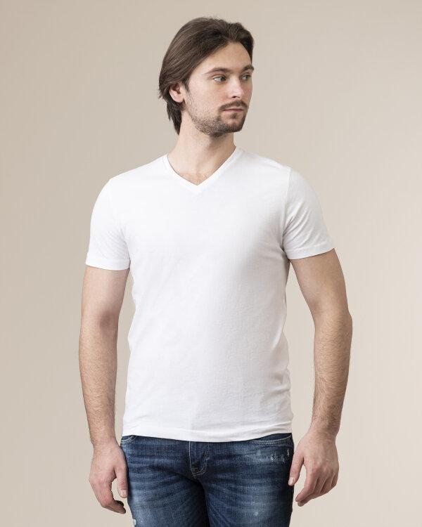 T-Shirt Pierre Cardin 07000_51201_1000 biały