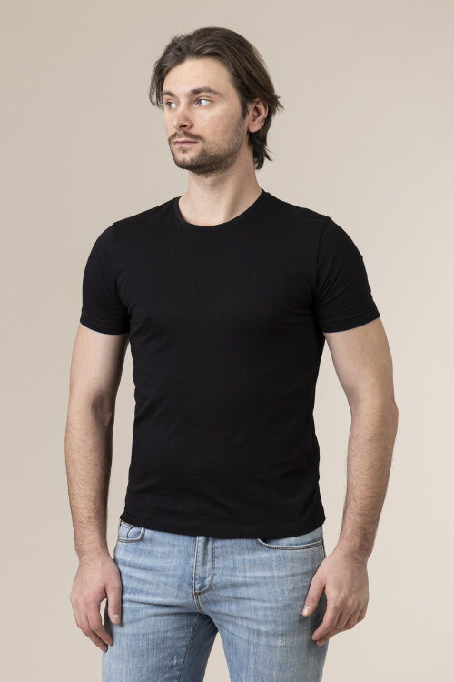 T-Shirt Pierre Cardin 07000_51200_2000 czarny