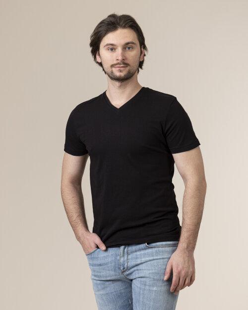 T-Shirt Pierre Cardin 07000_51201_2000 czarny