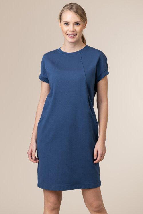 Sukienka Malgrau 2013_NIEBIESKI niebieski