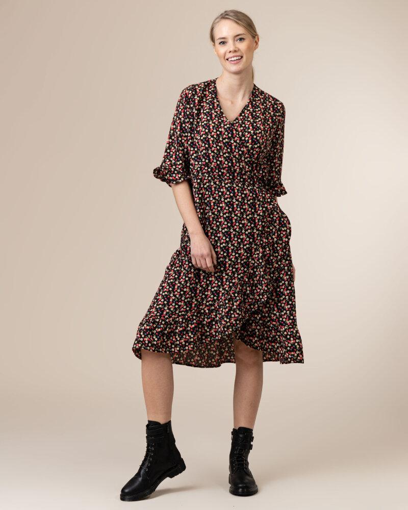 Sukienka Co'Couture 76286_PERNILLE_96 BLACK czarny - fot:6