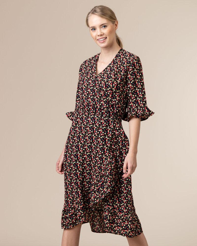 Sukienka Co'Couture 76286_PERNILLE_96 BLACK czarny - fot:2