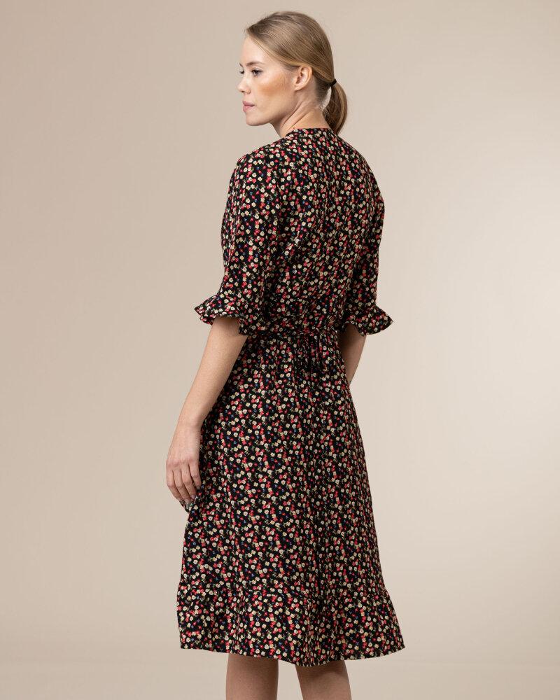 Sukienka Co'Couture 76286_PERNILLE_96 BLACK czarny - fot:4