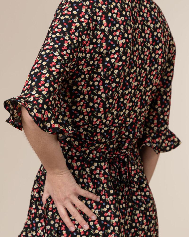 Sukienka Co'Couture 76286_PERNILLE_96 BLACK czarny - fot:5