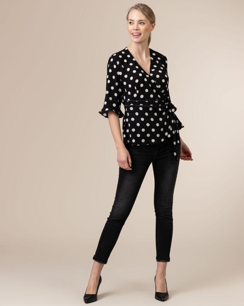Bluzka Co'Couture 75697_DOT_96 BLACK czarny - fot:6