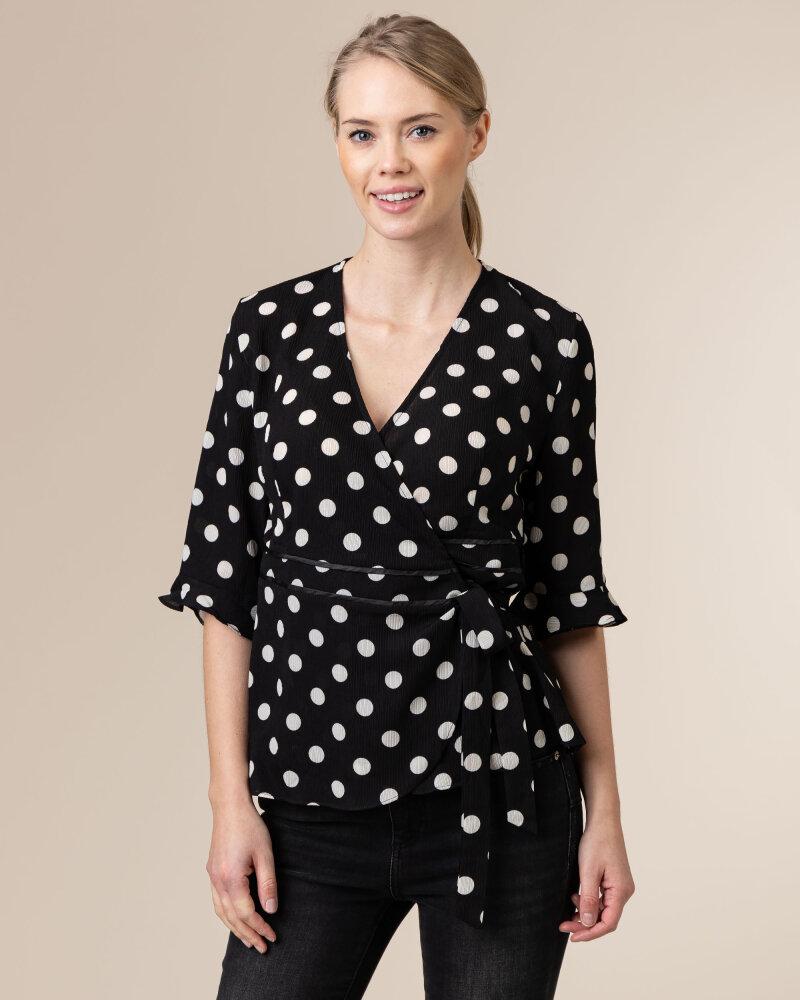 Bluzka Co'Couture 75697_DOT_96 BLACK czarny - fot:2
