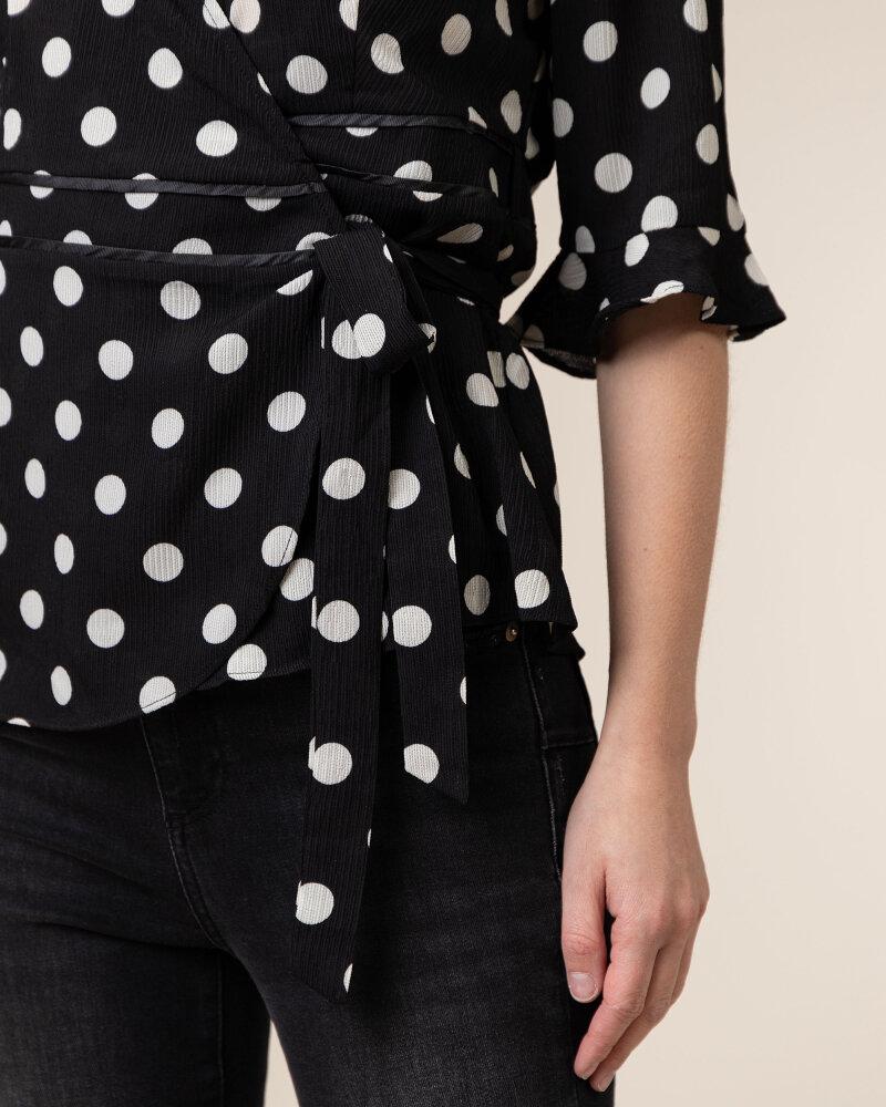 Bluzka Co'Couture 75697_DOT_96 BLACK czarny - fot:3