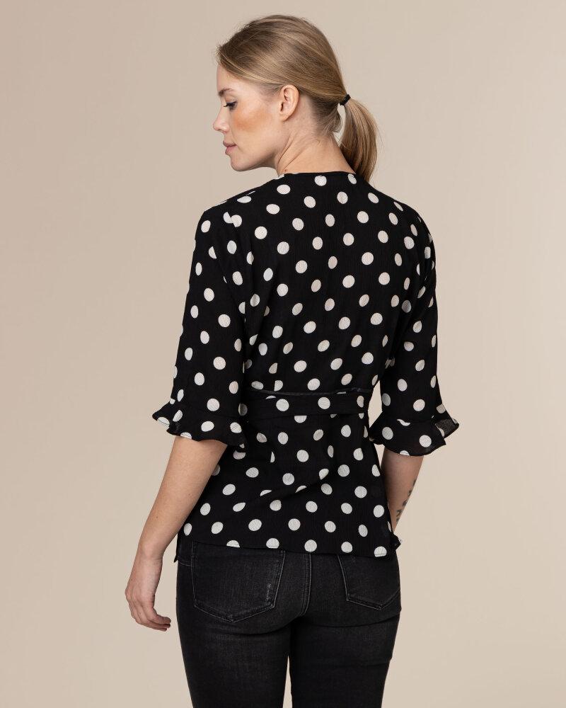 Bluzka Co'Couture 75697_DOT_96 BLACK czarny - fot:4