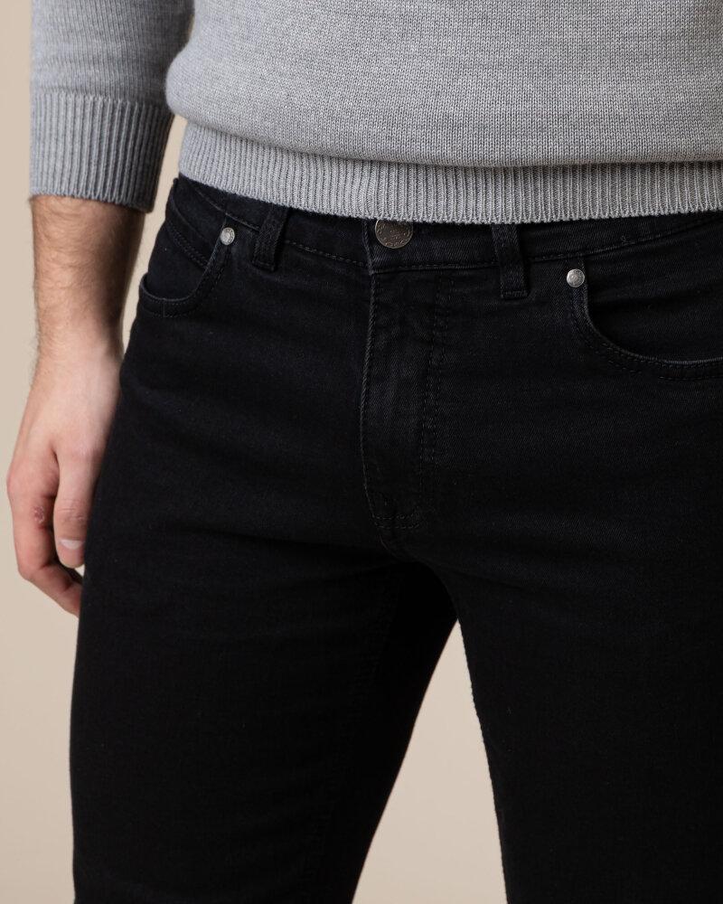 Spodnie Atelier Gardeur BATU-2 71001_799 czarny - fot:3