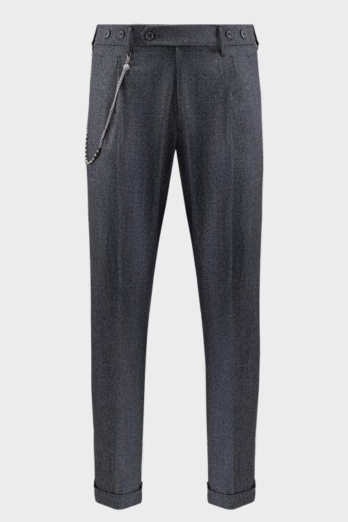 Spodnie Berwich VB2108_DK GREY ciemnoszary