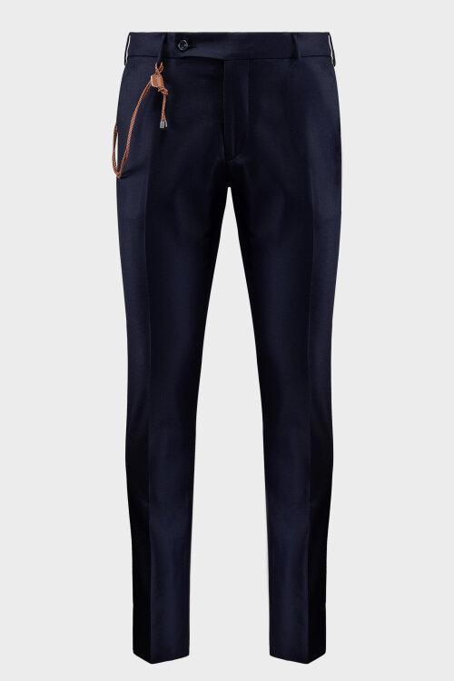 Spodnie Berwich LP3258_NAVY granatowy